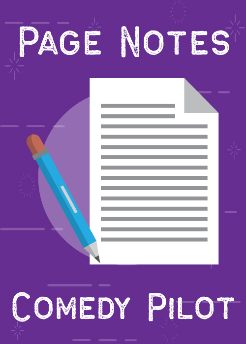 Pages Notes Comedy