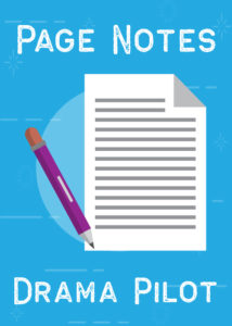 Page Notes Drama
